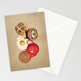 London 2012 Olympics - The British Olympic Rings Stationery Cards