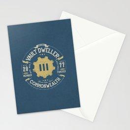 Vault 111 Member Forever Stationery Cards