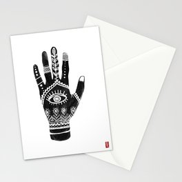 The All Seeing  Stationery Cards