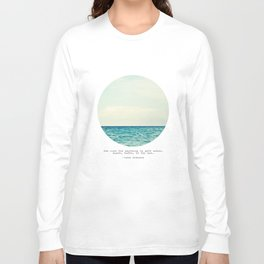 Salt Water Cure Langarmshirt