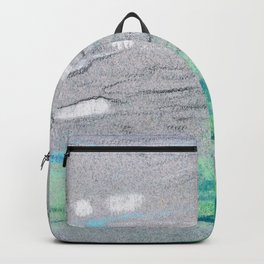 Landscape - Arthur Bowen Davies Backpack