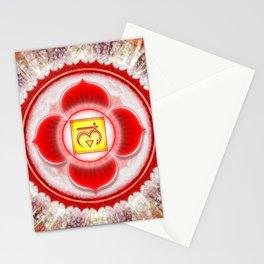 Muladhara Chakra Series VI Stationery Cards