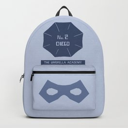 no. 2 diego Backpack