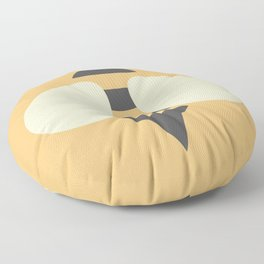 #81 Bee Floor Pillow