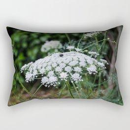 Queen Anne's Lace Rectangular Pillow