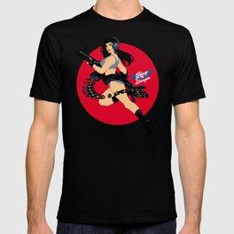 Gipsy Danger pin-up T-shirt
