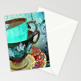 Madhatter's Teaparty No.30 Stationery Cards