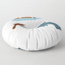 To Kill a mocking bird Floor Pillow