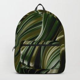 Green Wave Backpack