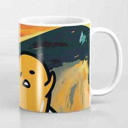 Gudetama's Scream Coffee Mug