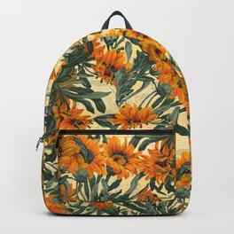 Summer Dreams - Gazania Backpack
