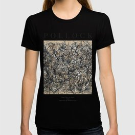 Jackson Pollock - One: No. 31, 1950 - Exhibition Poster T-shirt