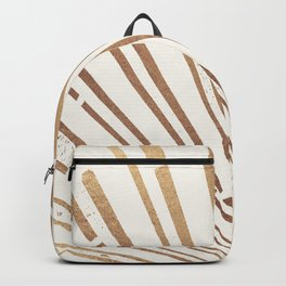 Sun Shines Inside you-Gold Edition Backpack