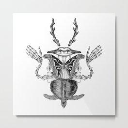 Untitled 4 Metal Print