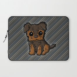 Troy - Silky Terrier Laptop Sleeve