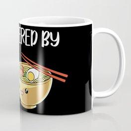 Powered by Ramen and Boba-Tea Coffee Mug