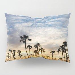 Palm Tree Love Pillow Sham