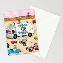Desert Drive Stationery Cards
