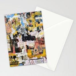 Basquiat World Stationery Cards