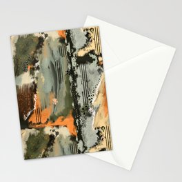 Urban Sprawl  Stationery Cards