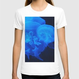 Blue Jelly Fish T-shirt