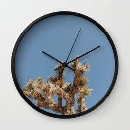 Joshua Tree LI / California Desert Wall Clock