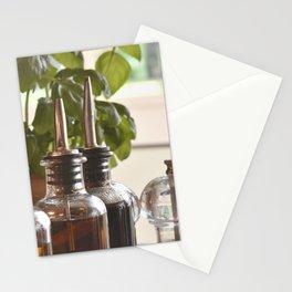 Olive and basilicum Stationery Cards