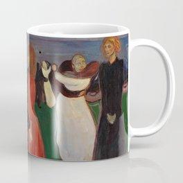 "Edvard Munch ""The Dance of Life"", 1899–1900 Coffee Mug"