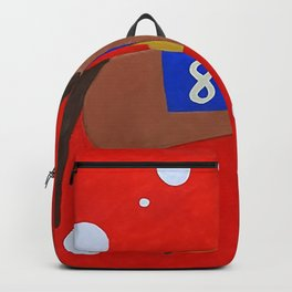 Lucky 8 Horse Backpack