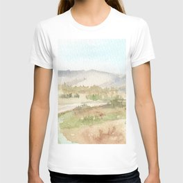 The Golan Heights - WC150615-12b T-shirt