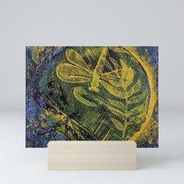Dragonfly Dance #4 Mini Art Print