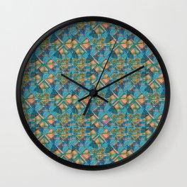 Nkyimu Geo Wall Clock