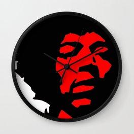 Jimi Hendrix Modern Pop Art Wall Clock