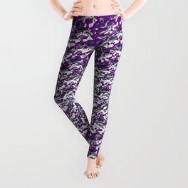 Violet Chrome Leggings