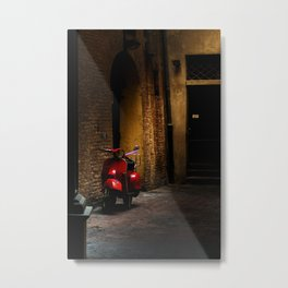 Travel Italian Style Metal Print