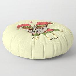 Love Thy Elf Floor Pillow