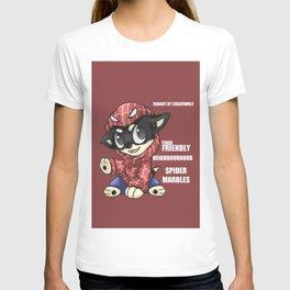 Spider Marbles T-shirt