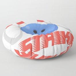 Funny Bowler Gift I'm Going On Strike Floor Pillow