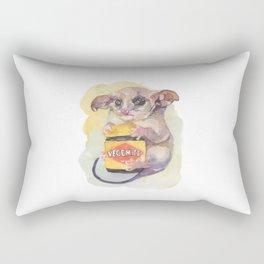 Vegemite Possum Rectangular Pillow