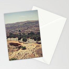 Fez - the ancient city. Original photograph. Stationery Cards