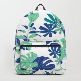 Jungle Leaves II Backpack