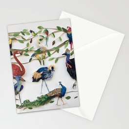 Fly Me to the Tropics Stationery Cards