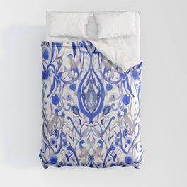 Indigo Folk paradise Comforters