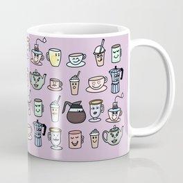 Cafe Friends Coffee Mug