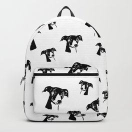 GIFTS AT FOR GREYHOUND DOG LOVERS ,GIFTS FROM MONOFACES FOR YOU IN 2021 Backpack