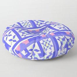 Scandinavian Christmas pattern  Floor Pillow