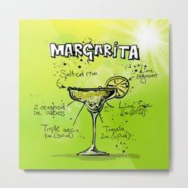 Margarita_002_by_JAMFoto Metal Print