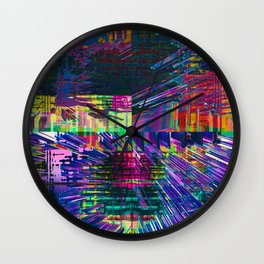 DIMENSIONAL SHOP OBJECT Wall Clock