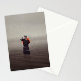 Where Have You Gone Without Me Stationery Cards