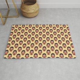 Linda Belcher Pattern Rug